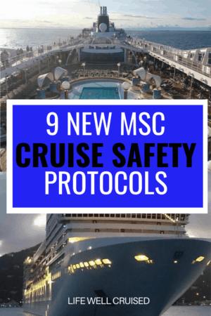 9 New MSC Cruise Safety Protocols