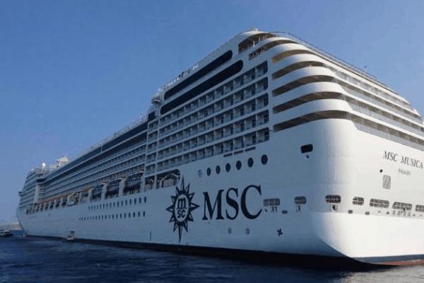 MSC cruises safety protocols