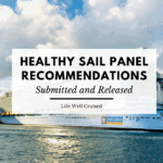 Healthy sail panel recommendations submitted and released
