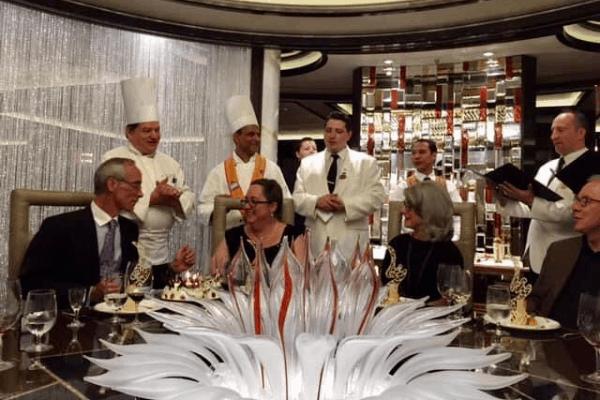 Princess Cruises Chef's Table