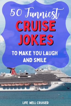 50 Funniest cruise jokes