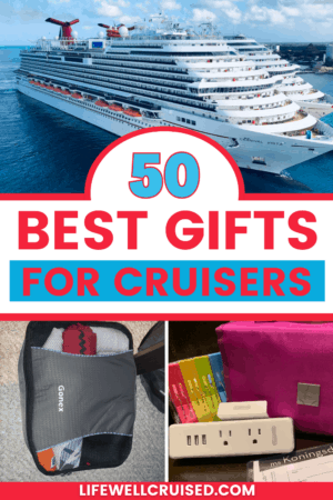 50 best gifts for cruisers