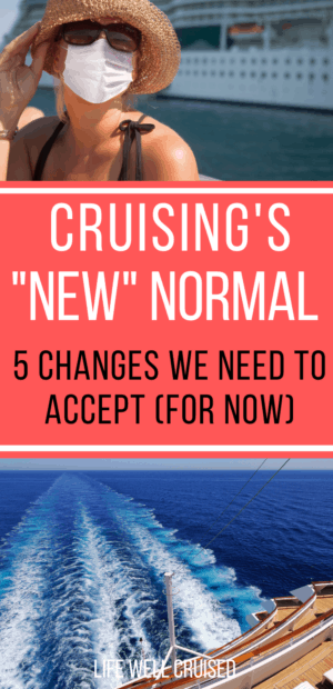 Cruising new normal
