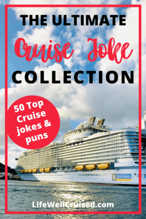 the Ultimate cruise joke collection