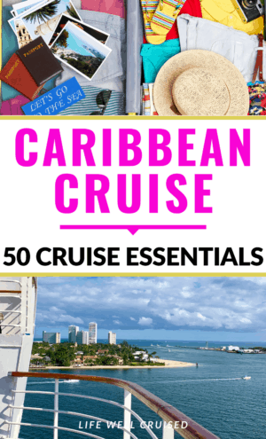 Caribbean Cruise 50 cruise essentials