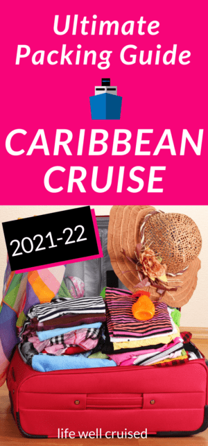 ultimate packing guide caribbean cruise