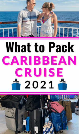 what to pack caribbean cruise 2021