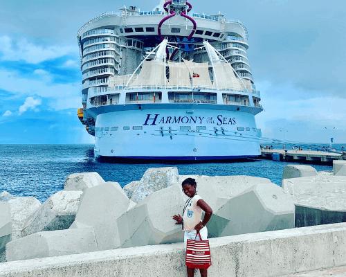 Harmony of the Seas Joy of cruising
