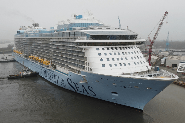 Odyssey of the Seas new cruise ship 2021