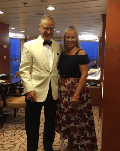 celebrity cruise dress code evening chic couple