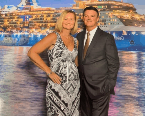 celebrity cruise what to wear evening chic couple