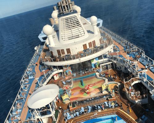cruise ship Cruising Interrupted Joy of cruising interview