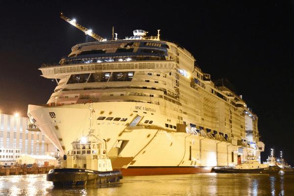 msc virtuosa new cruise ship 2021