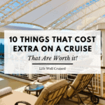 10 Things that cost extra on a cruise that are worth it