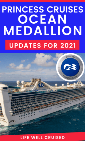 princess cruises ocean medallion updates new