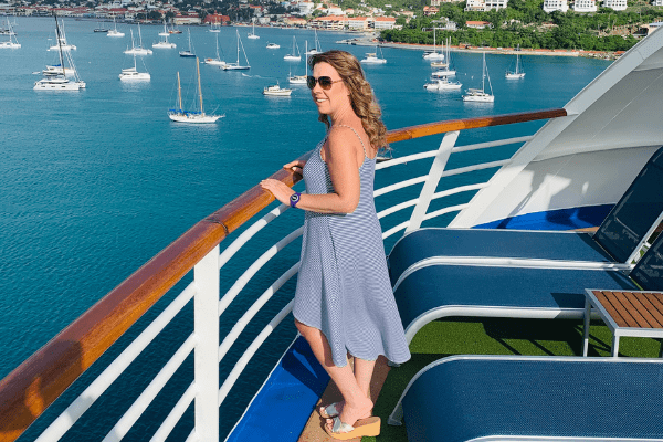 Caribbean cruise wear for women over 40 & 50