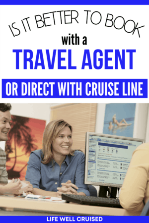 Is it Better to Book with a travel agent