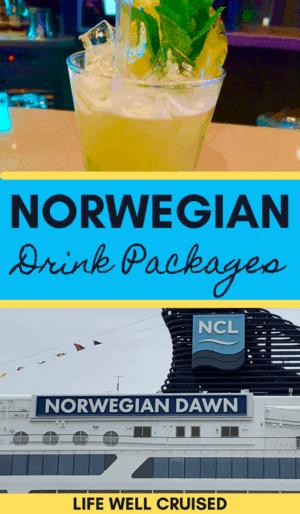 Norwegian Drink Packages