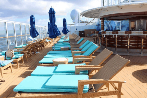 Norwegian cruise - what to wear during the day