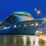 Odyssey of the Seas shipyard