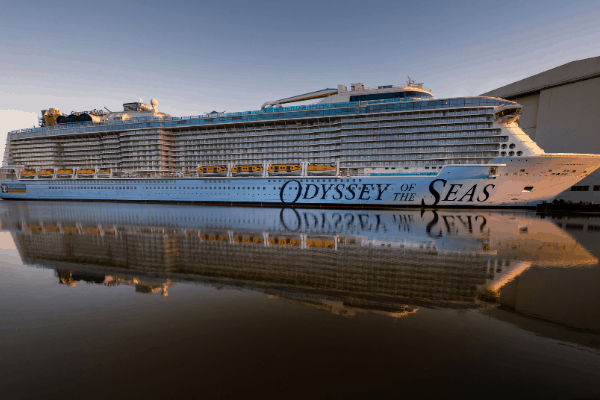 Odyssey of the Seas to sail in Israel May 2021