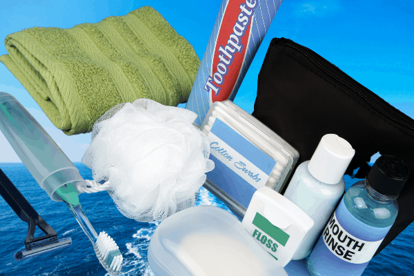 What to Pack Toiletries for a Cruise