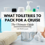 What Toiletries to Pack for a Cruise