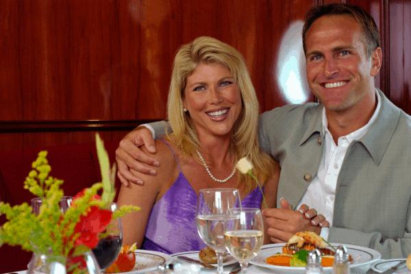 dinner attire on Norwegian Cruise Line