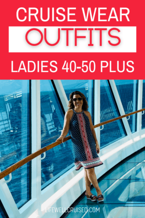 cruise wear outfits ladies 40-50 plus