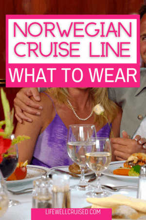 norwegian cruise line what to wear