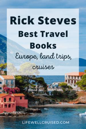 rick steves best travel books