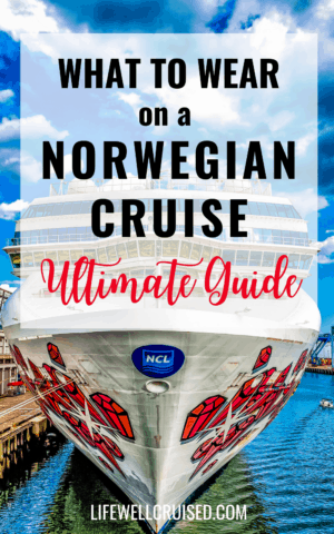 what to wear on norwegian cruise