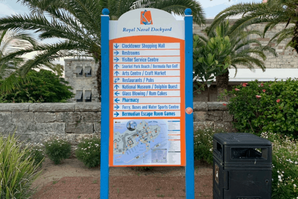 Royal Naval Dockyard What to Do near the cruise port