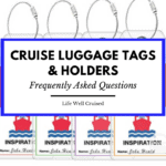 cruise luggage tags and holders FAQ