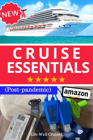 post pandemic cruise essentials