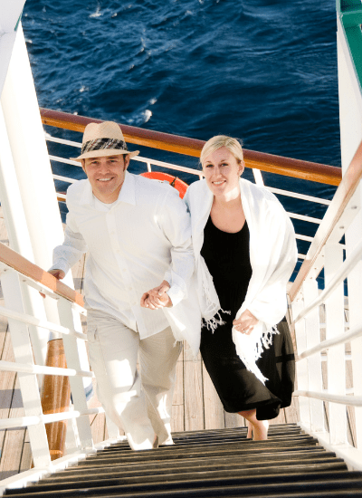How to prevent swollen legs and feet on a cruise