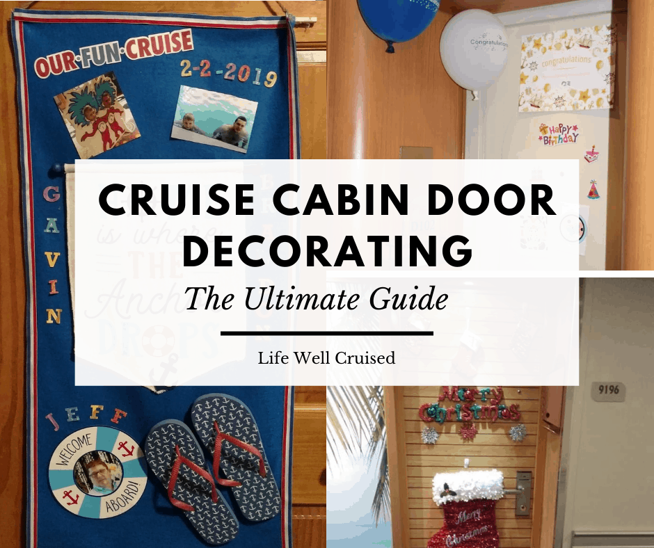 Cruise Cabin Door Decorations: The Ultimate Guide for Cruisers