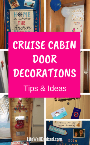 Cruise Cabin Door Decorations Tips and Ideas