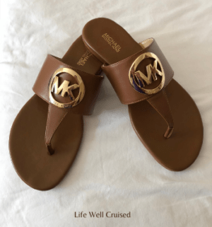 best shoes to pack for a cruise - flat sandals