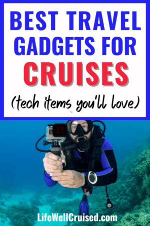 best travel gadgets for cruises