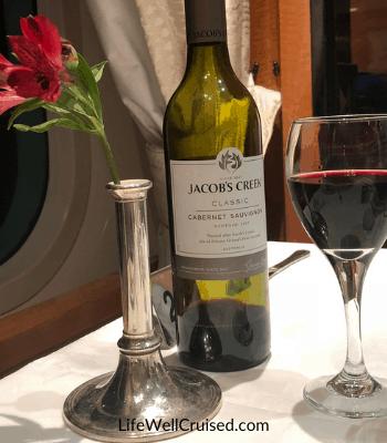 Bringing Wine on a Cruise Ship