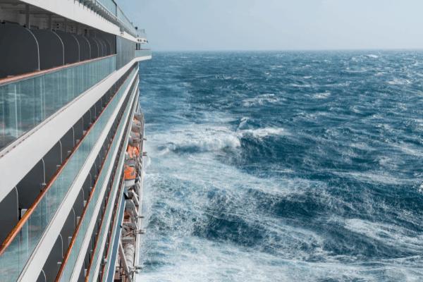 Cruise ship rough seas Bonine or Dramamine