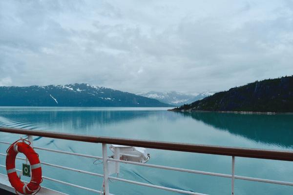 Glacier Bay Alaska Cruise