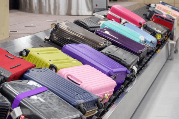 Luggage cruise hacks