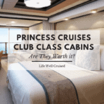 Princess Cruises Club Class Cabins - Are They Worth it