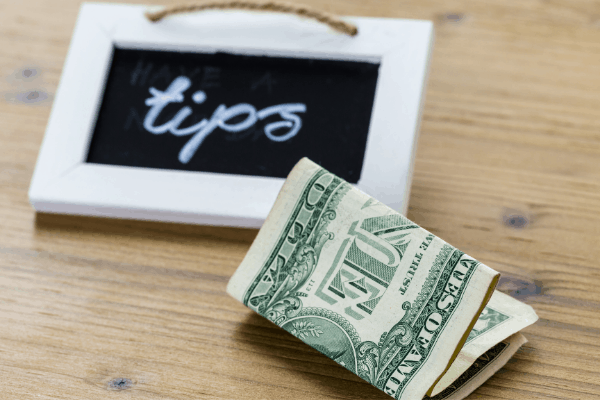 Annoying Things People do on Cruises - Removing tips and gratuities