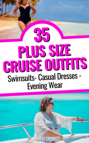 Plus Size Cruise Outfits for Women