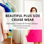 Plus Size Cruise Wear: Bathing suits, casual dresses & formal wear